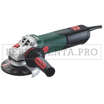 METABO SMERIGLIATRICE ANGOLARE DA 1550 WATT WE 15-125 QUICK