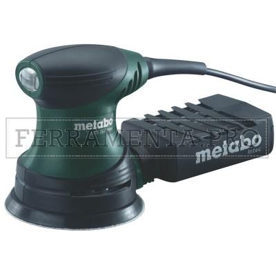 METABO LEVIGATRICE ROTO-ORBITALE PALMARE DA 240 WATT FSX 200 INTEC
