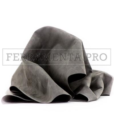 PANNO IN MICROFIBRA 450x500mm PER SUPERFICI IN METALLO PLASTICA ACCIAIO INOX VMD130