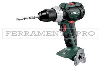 Metabo BS 18 LT BL Trapano-avvitatore a batteria in MetaLoc