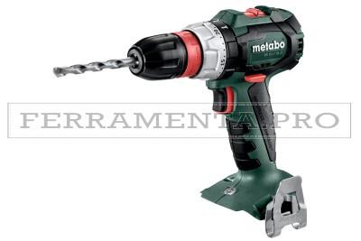 Metabo BS 18 LT BL Q Trapano-avvitatore a batteria in MetaLoc