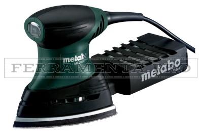 Metabo FMS 200 Intec Levigatrice combinata in Valigetta in plastica
