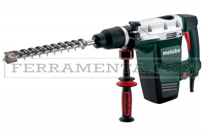 Metabo KHE 76 Martello combinato in Valigetta in plastica