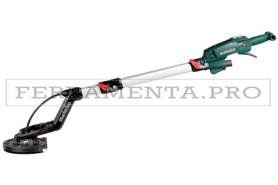 Metabo LSV 5-225 Comfort Levigatrici a stelo in Valigetta in plastica