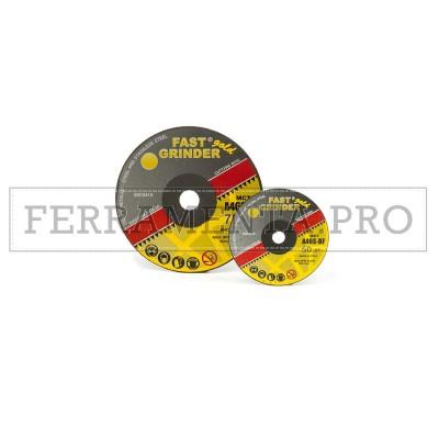 MINI DISCO da TAGLIO TRONCATORE MCT GOLD per FERRO e INOX DIAMETRO 50 65 75 mm
