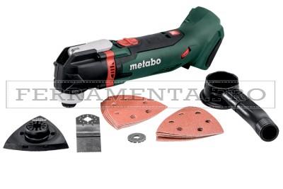 Metabo MT 18 LTX Multitool a batteria in MetaLoc