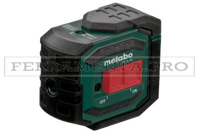 Metabo PL 5-30 Laser a punti