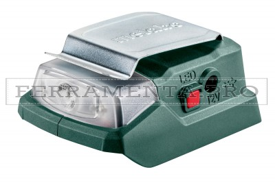Metabo PowerMaxx PA 12 LED-USB Adattatori batteria Power