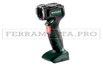 Metabo PowerMaxx ULA 12 LED Lampada a batteria