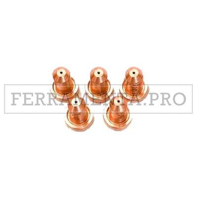 CAPPA 60A SL60 / SL100 per RICAMBIO PLASMA STEL THOR 73 123 CONFEZIONE DA 5 PZ