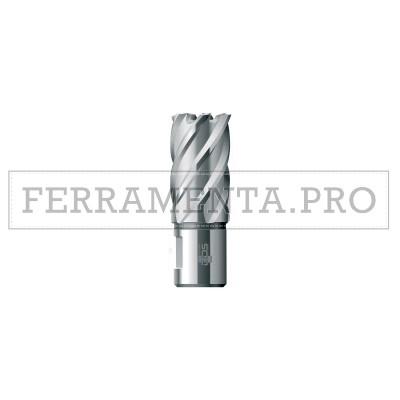 FRESA a CORONA SERIE CORTA BDS KBK per TRAPANO MAGNETICO con ATTACCO WELDON 19mm