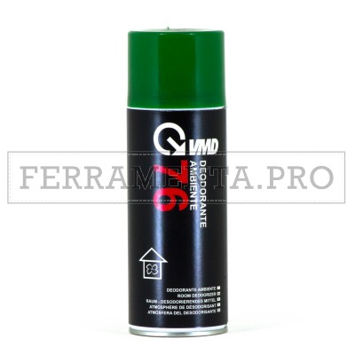 DEODORANTE per AMBIENTE SPRAY ALOE 400ml SUPER CONCENTRATO VMD76