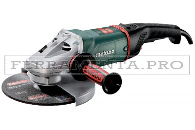 Metabo WE 24-230 MVT Quick Smerigliatrici angolari
