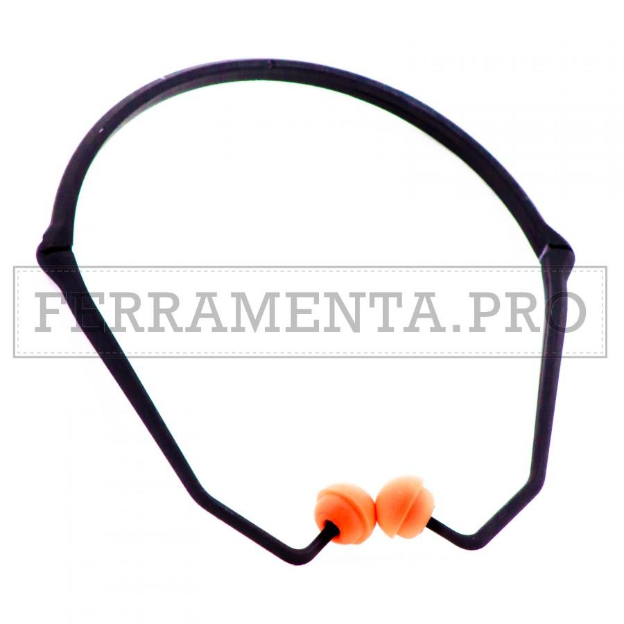 Archetto tappi auricolari percap di protezione orecchie for Tappi orecchie antirumore