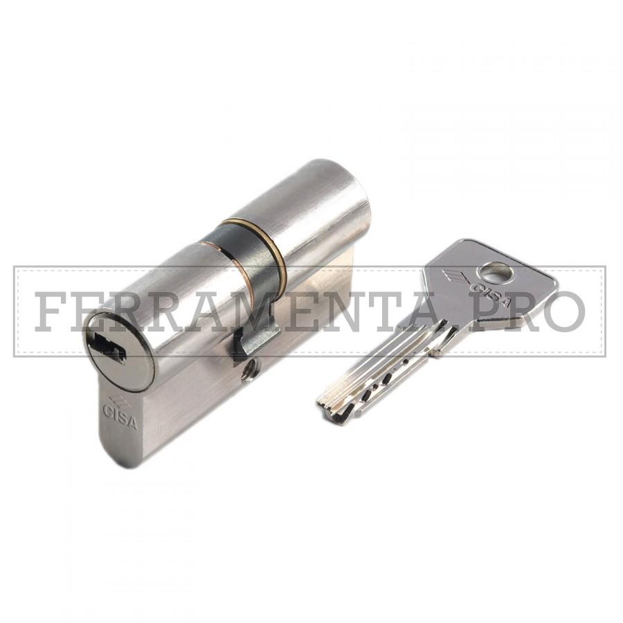 Cilindro cisa asix 0e300 per serrature profilo europeo con for Cilindro europeo cisa