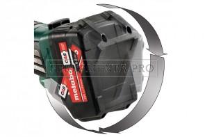 Metabo GA 18 LTX G Smerigliatrice diritta a batteria