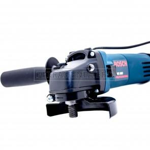 SMERIGLIATRICE ANGOLARE BOSCH GWS 600 PROFESSIONAL Ø 115 mm per MOLARE LAMIERE METALLO