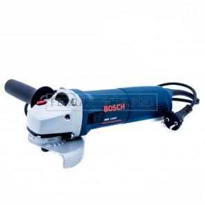 BOSCH SMERIGLIATRICE ANGOLARE GWS 1000 W disco 115 mm per SBAVO RIFINIRE