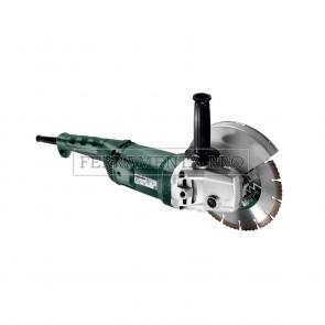 METABO SMERIGLIATRICE ANGOLARE 230mm DA 2200 WATT WE 2200-230