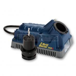 DRILL DOCTOR 360X AFFILAPUNTE ELETTRICO per PUNTE LEGNO METALLO MURO 2.5 - 13 mm