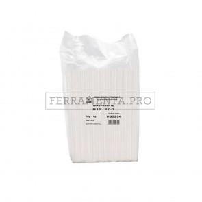 STICK BASTONCINI RICAMBI COLLA A CALDO 12x200mm 1 Kg TRASPARENTE PISTOLA