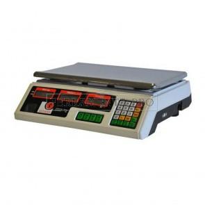 BILANCIA ELETTRONICA DIGITALE 35 kg con DOPPIO DISPLAY LCD a 3 QUADRANTI