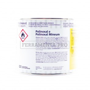 ANTIRUGGINE GLICEROFTALICA Semilucido arancio - Lt 0,5