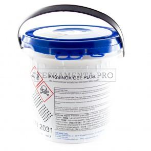 PASSIVANTE PASSINOX GEL per ACCIAIO INOX PROFESSIONALE 3Kg