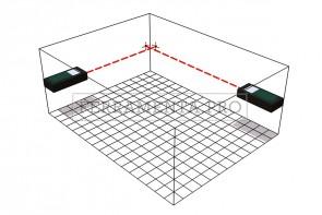 Metabo LD 30 Misuratore di distanza a laser