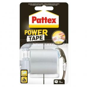 NASTRO ADESIVO PATTEX POWER TAPE 50mm 5m per RIPARAZIONI FISSAGGIO FAI DA TE PROFESSIONALE