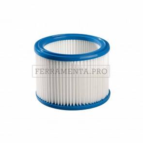 FILTRO PIEGHETTATO RICAMBIO per ASPIRATORE METABO ASA 25 / 30 L PC / INOX