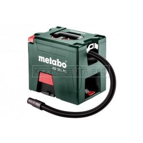 Metabo AS 18 L PC Aspiratore a batteria