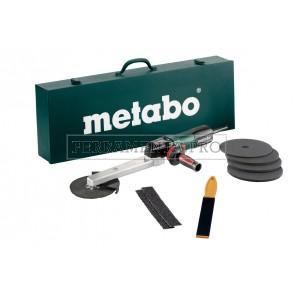 Metabo KNSE 9-150 Set Levigatrice per saldature ad angolo in Valigetta metallica