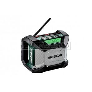 Metabo R 12-18 Radio da cantiere a batteria