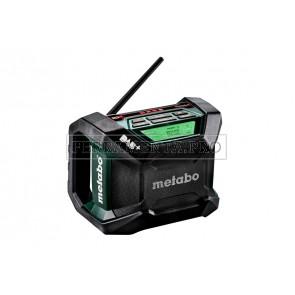 Metabo R 12-18 DAB+ BT Radio da cantiere a batteria