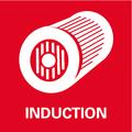 Silenzioso motore a induzione: robusto ed esente da manutenzione