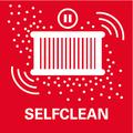 SelfClean: pulizia semiautomatica del filtro durante le pause di lavoro per l'impiego successivo